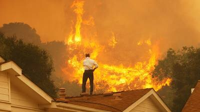 Wildfires: What should you do before, during and after a wildfire?