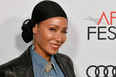 Jada Pinkett-Smith admits to being in a relationship with August Alsina