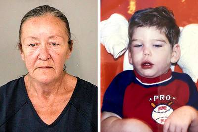 Babysitter charged with murder after violently shaken baby dies of injuries 35 years later