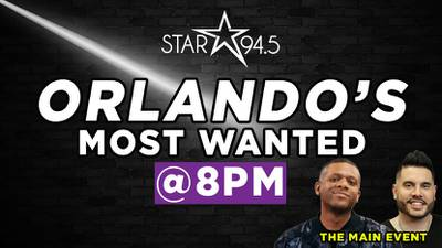 Orlando's Most Wanted At 8