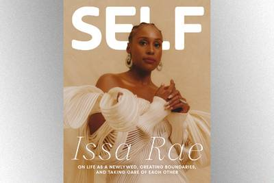 Issa Rae discusses married life and the possibility of having kids in 'Self' magazine